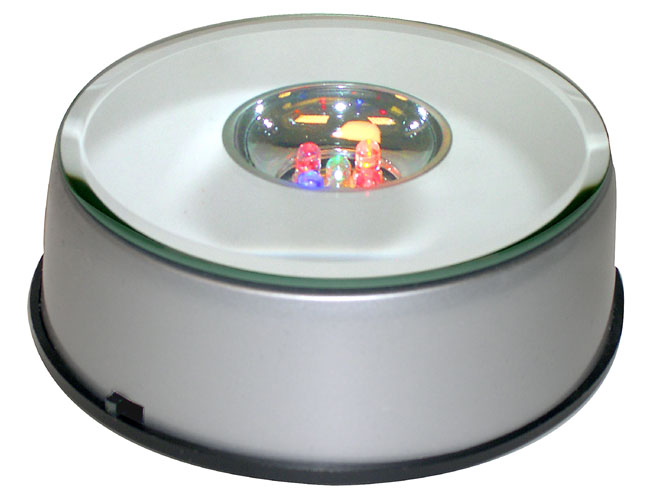 Display Bases With Revolving Tops National Artcraft