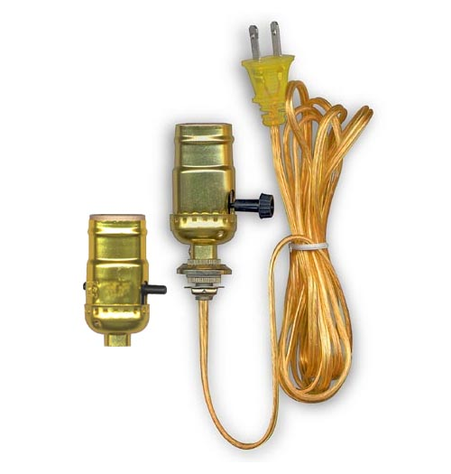 Lamp Making Kits Without Fixture Pipes