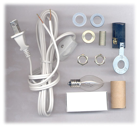 Lamp Making Amp Lighting Kits For Gare Molds National Artcraft