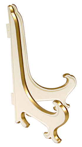 (D) ...  sc 1 st  National Artcraft & Plate Display Stands Holders and Easels - Folding Plastic ...