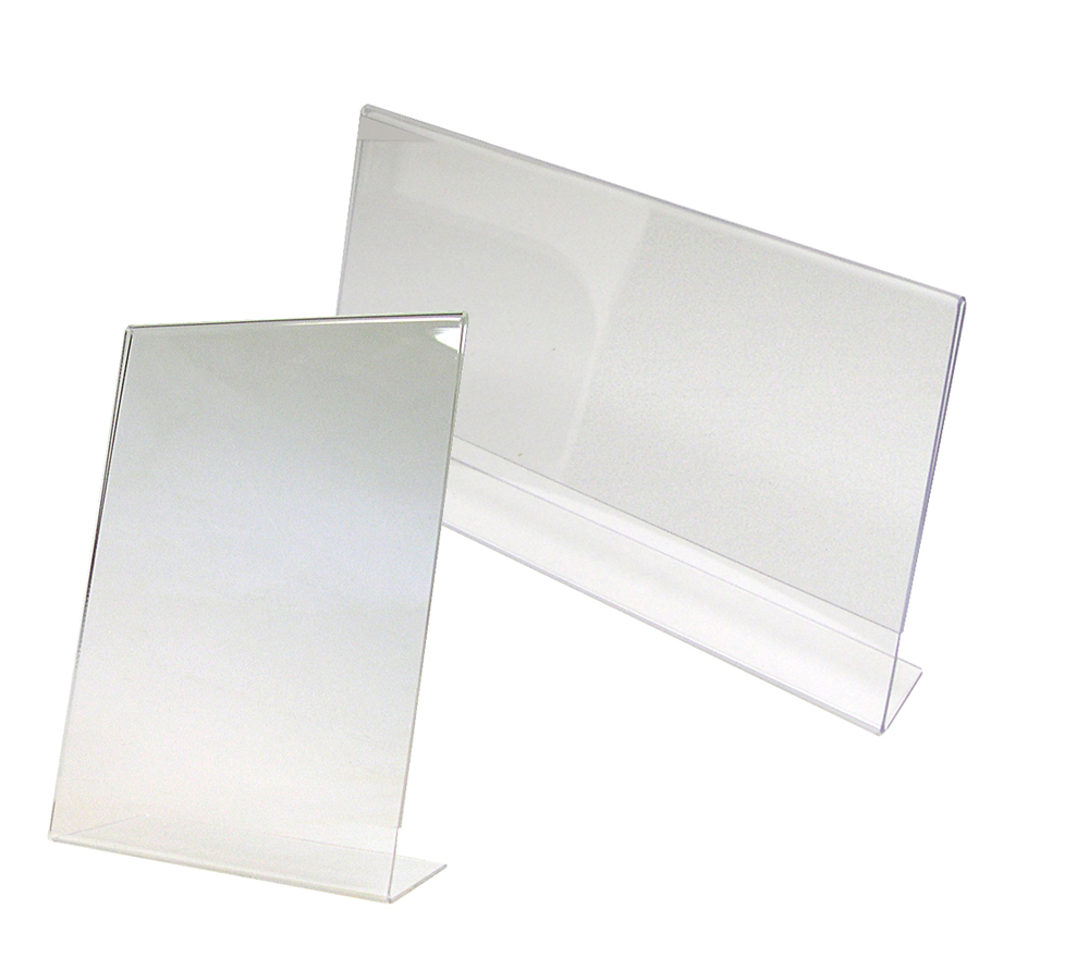 Picture Frames, Clear Acrylic - National Artcraft