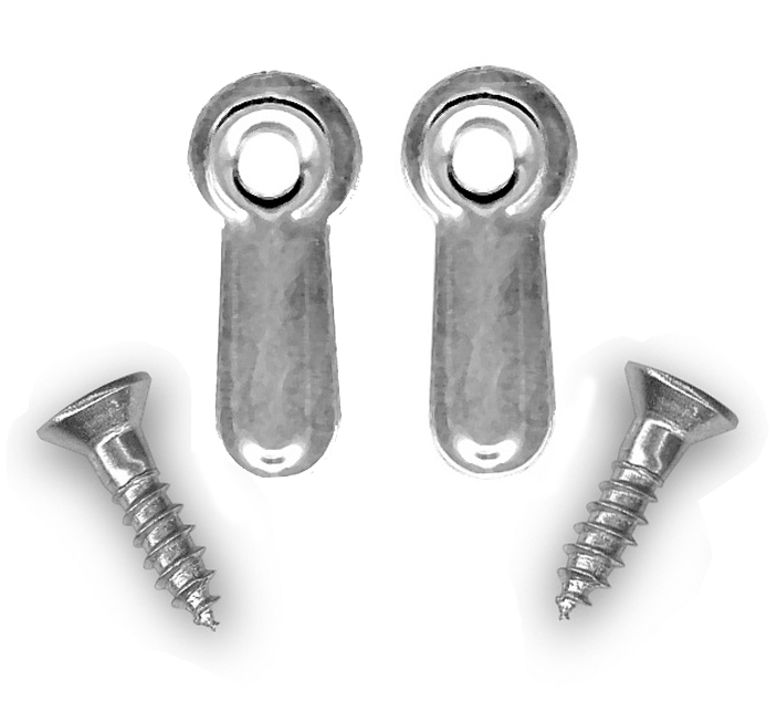 Sawtooth Hangers, Turn Buttons & Hardware - National Artcraft