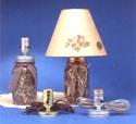 National Artcraft Lamp Making And Lighting Kits National
