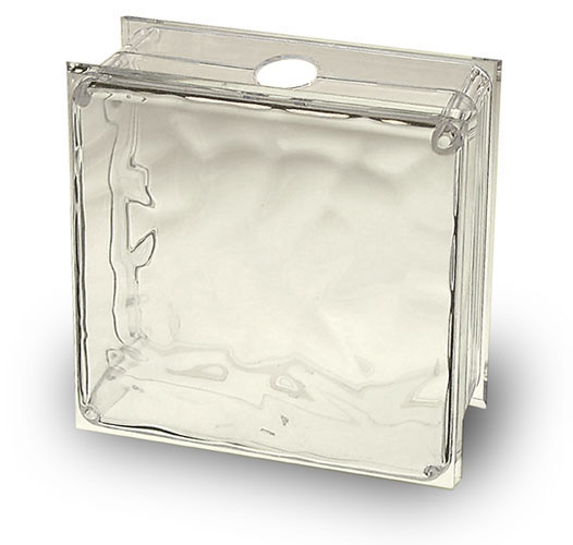 Display block clear acrylic national artcraft for Clear glass blocks for crafts