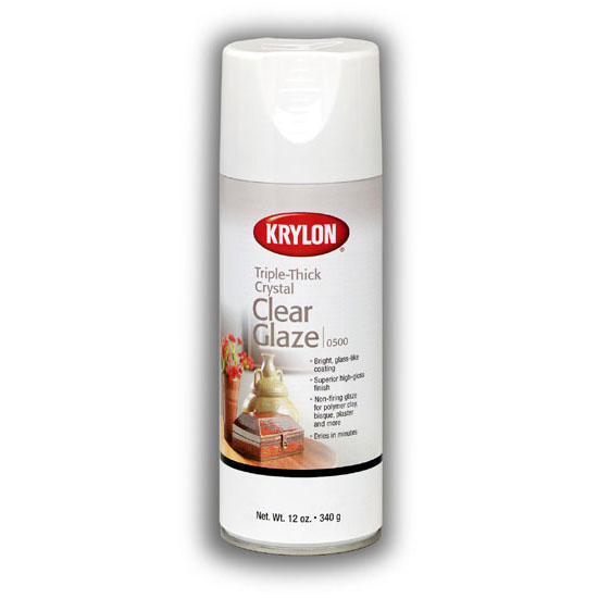 CLEAR FINISHES To Beautify and Protect - Krylon Spray-On