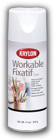 fixative spray finish art surface protector spray finish from