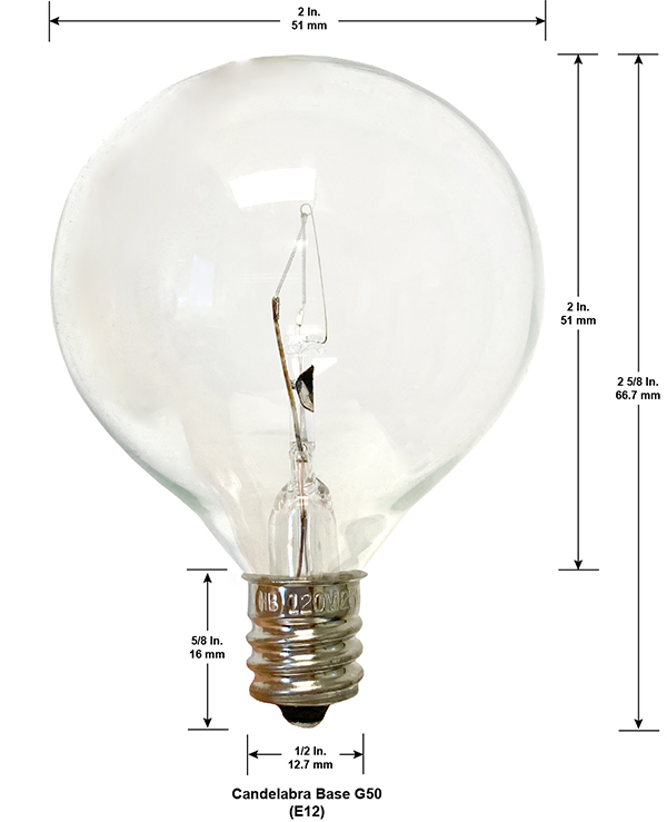 light bulb clear steady burning use to heat scented wax melters oil diffusers tart warmers u0026 similar candelabra base