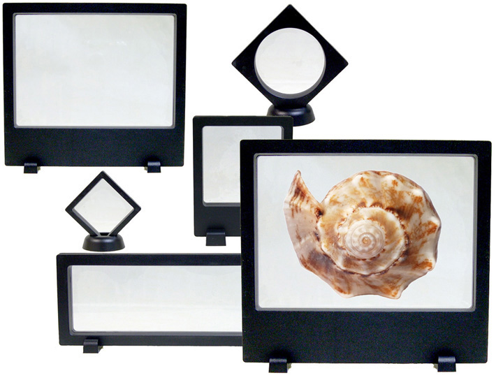 3 d display frames seem to suspend display objects in mid air - Display Frames