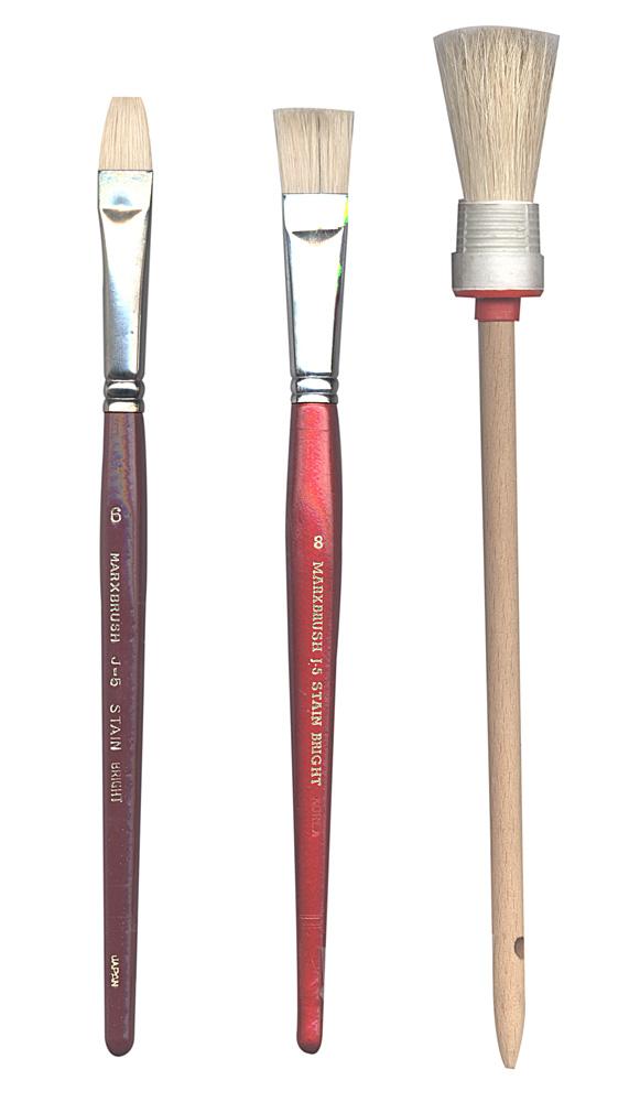 Ceramic Painting Brushes